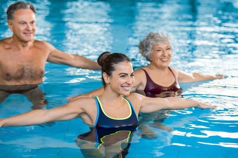 Preventivní program Aqua fit